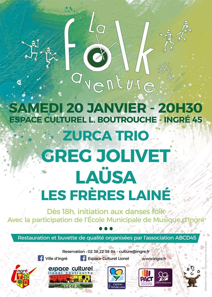 Folk Aventure 2018