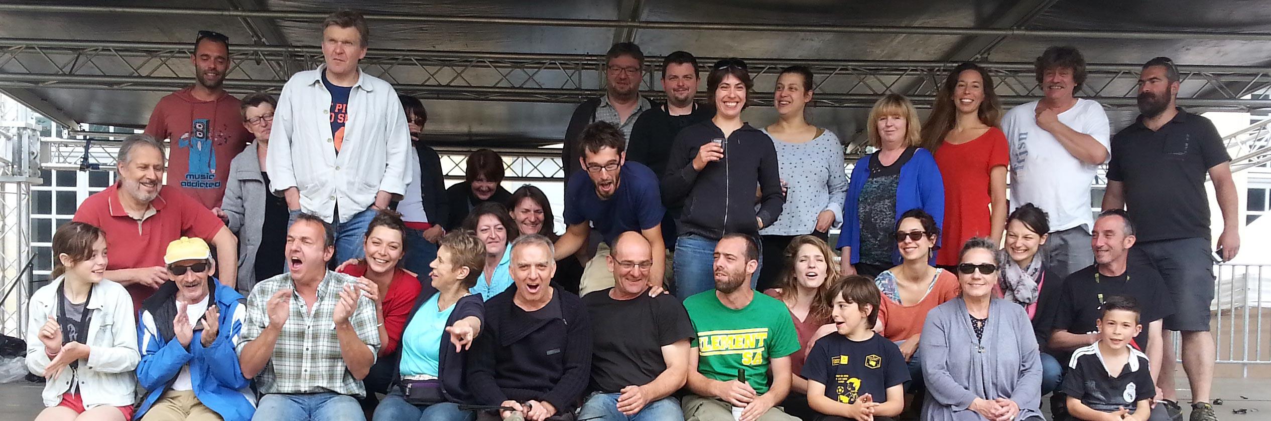 Portrait groupe 2016