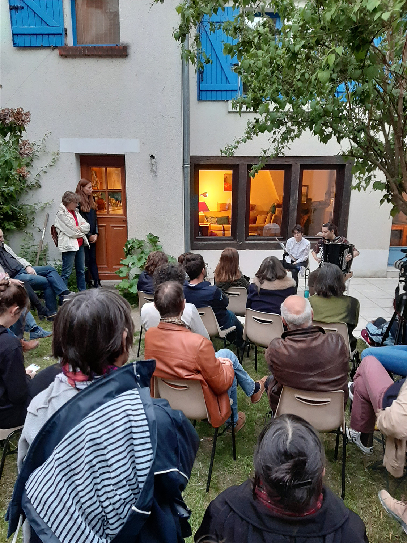 Parcours & Jardins 2019 Ecrin