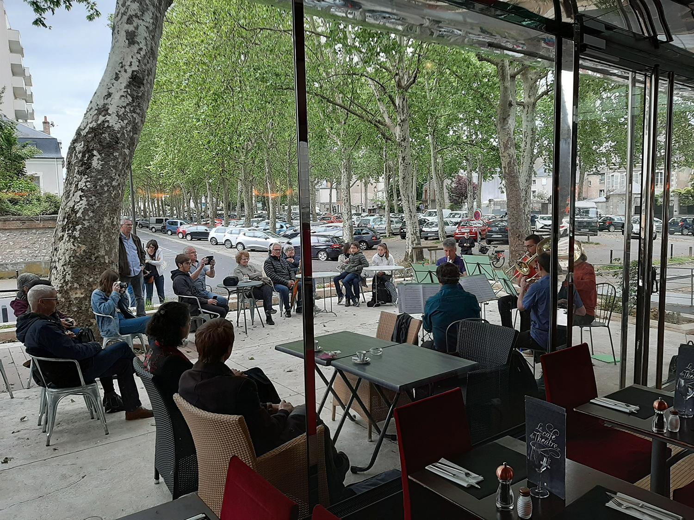 Parcours & Jardins 2019 Un café !