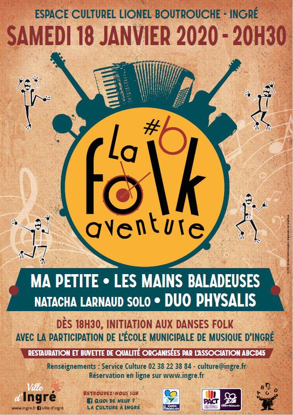 Folk Aventure 2020